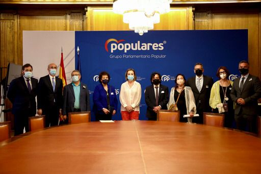 grupo parlamentario PP